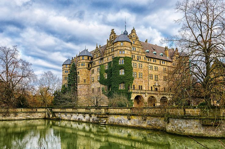 Schloss NeuensteinNeuenstein (Baden-Württemberg), Germany