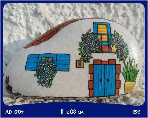 M s de 1000 ideas sobre pintura en piedras en pinterest - Pintura color piedra ...