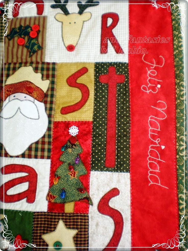 Panel de Navidad Dreams & Fantasies