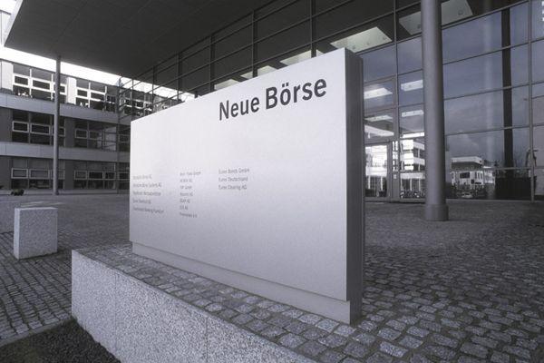 Deutsche Börse, Frankfurt