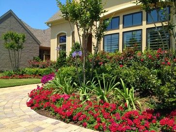 28 best images about landscaping for front yard on for Garden design houston