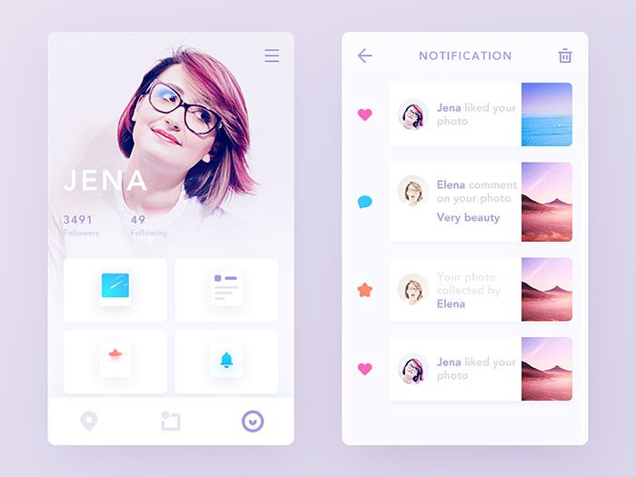 #mobiledesign #UI #UX #iOS #design #graphicdesign #inspiration #color #type #typography #layout #abduzeedo #composition #animation #photoshop #illustrator #sketch