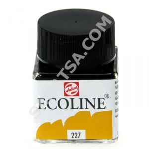 Talens Ecoline Sıvı Suluboya 30 ml. 227 Yellow Ochre