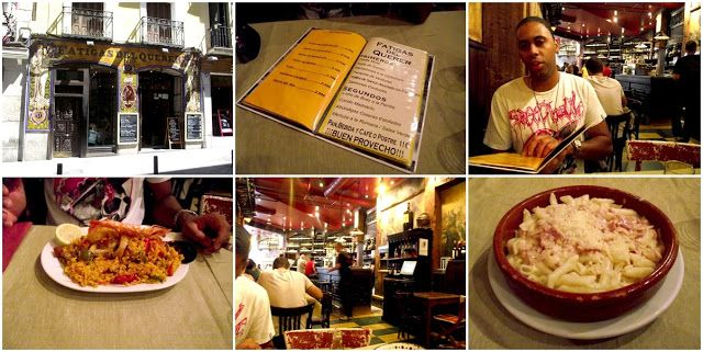Tripping in Trips: ROTEIRO DE MADRID