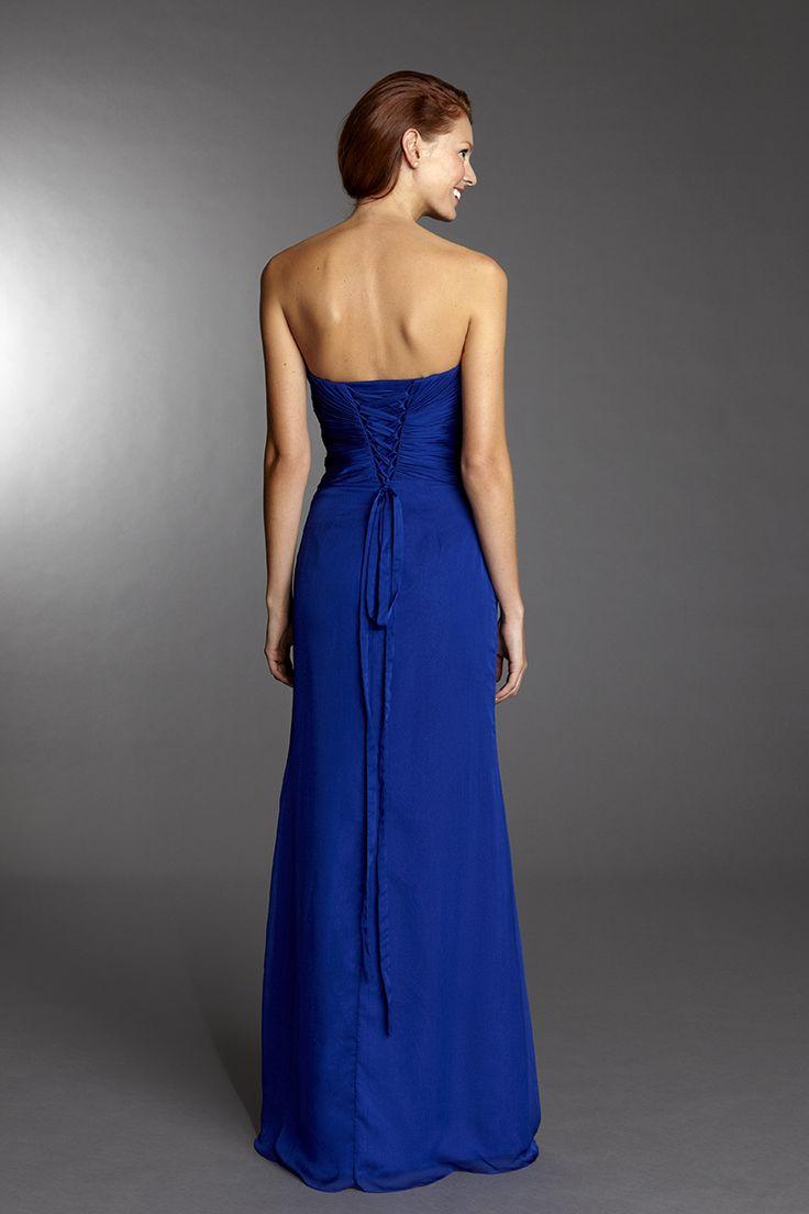 Georgina Bridesmaid Dress back