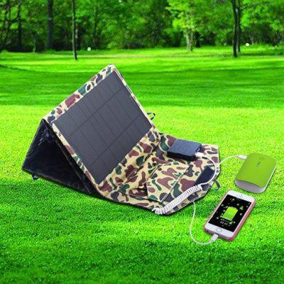 Solární nabíječka profi 10W: Výkonná solární nabíječka vhodná pro dobíjení mobilních telefonů, tabletů, navigací, či jiných drobných elektronických produktů. Solární nabíječka je rozkládací, takže vbatohu zabere minimum místa. Nabíječku je vhodné…