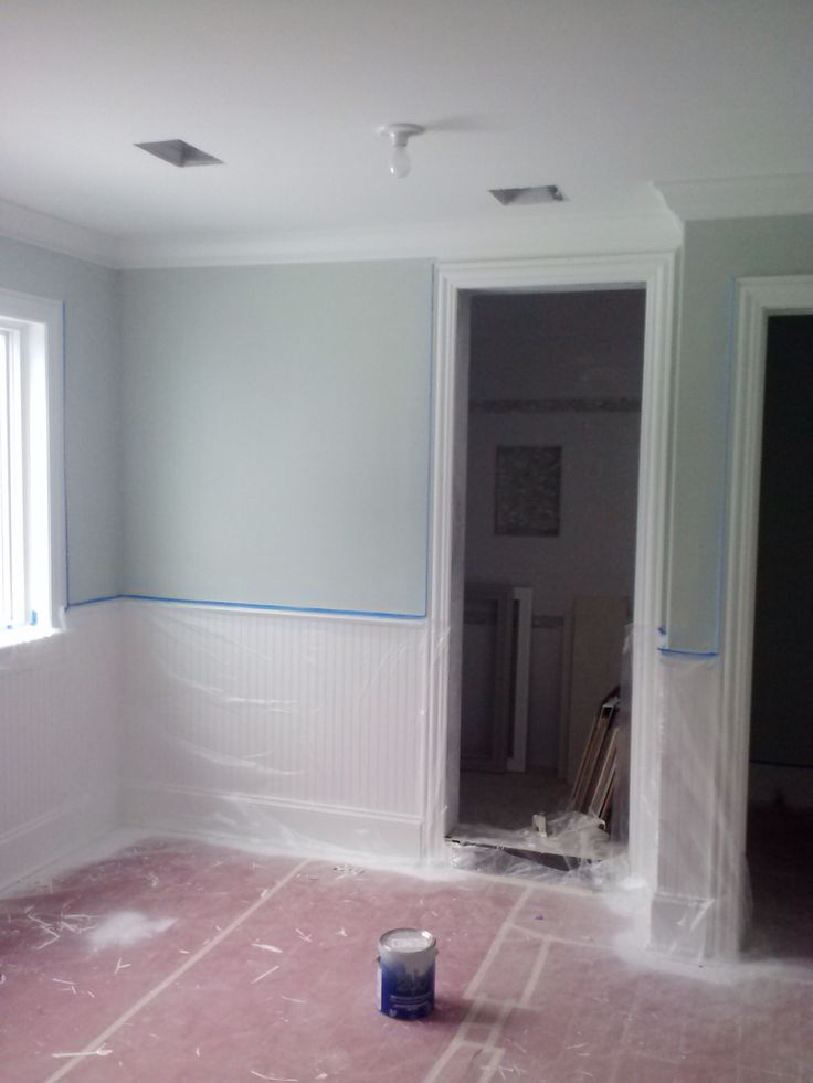 Sea Salt Painted Rooms