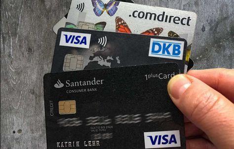 Die beste kostenlose Kreditkarte auf Reisen 2017 ist die 1plus Visa Karte (Santander Bank) Mein Test, Vergleich & Empfehlung für Ersatz-Kreditkarten.