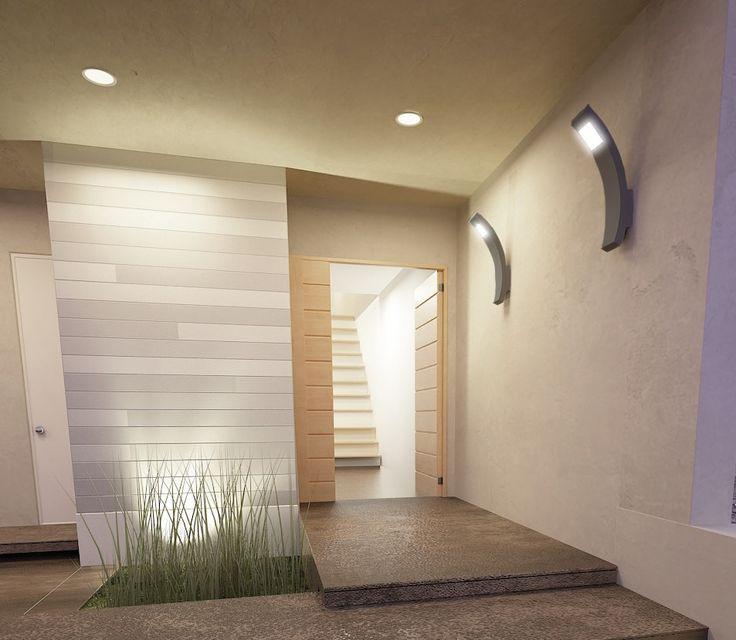 Venkovní sloupek PANLUX PN42100001 (FIERA) Toto nástěnné svítidlo lze použít jako běžné osvětlení exteriéru, např u vchodových dveří, nad balkónovými dveřmi nebo i na dřevěném sloupu pergoly #exterier #exterior #modern #moderní #panlux #svítidlo, #osvětlení, #světlo, #light #rustical #outdoor #wall
