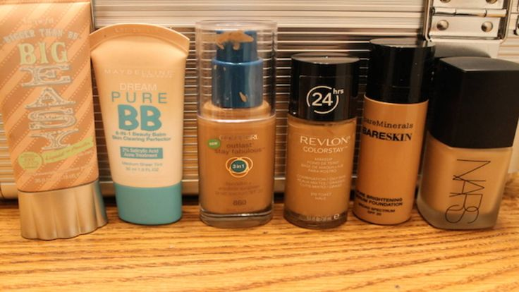 Foundations For Oil Control In High Humidity, At Every Price (her fave was actually Revlon Colorstay)
