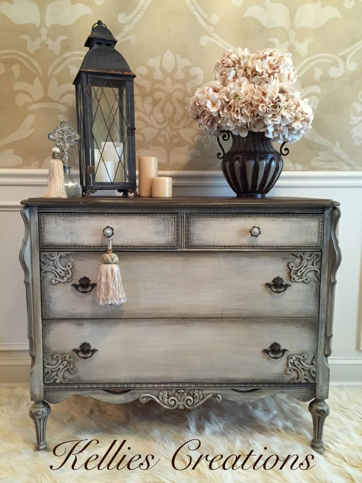 2627 best Gray Painted Furniture images on Pinterest