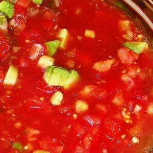 Gazpacho - Megrendelhető itt: www.Zmenu.hu - A vizuális ételrendelő.