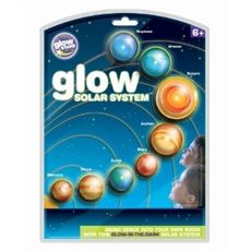 Universeum science discovery store, Glow solar systen