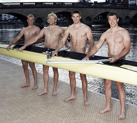 A reason/motivation to row...