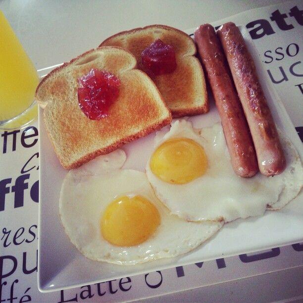 Desayuno!!!