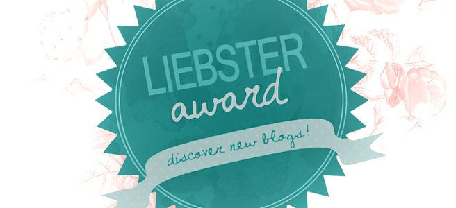 18. Fall for the Liebster Award AGAIN!