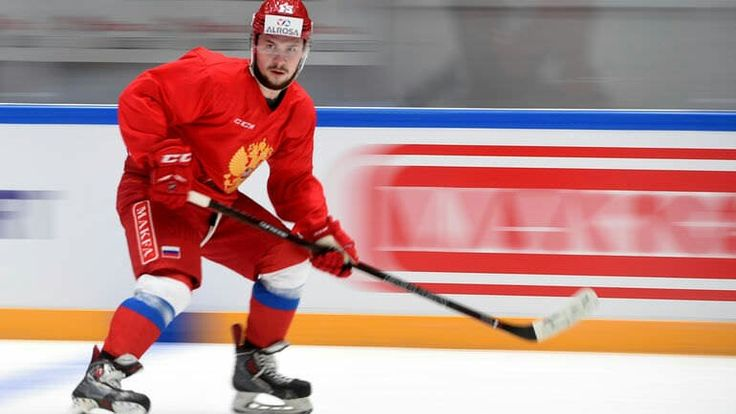 100%™ Anatoly Golyshev (Ekaterinburg Avtomobilist)   Russian Red Machine