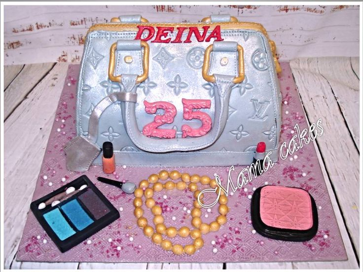 Kabelka - handbag cakes