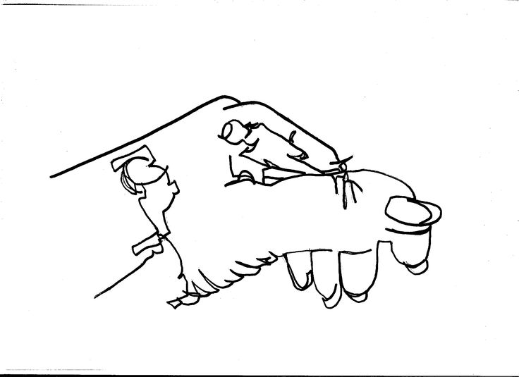 Blind Contour Line Drawing Definition : Best images about contour drawing on pinterest