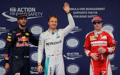 Todos los pilotos que ganaron las tres primeras carreras de la temporada de F-1 ganaron el título ese año