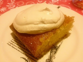Malva Pudding with Amarula Whipped Cream