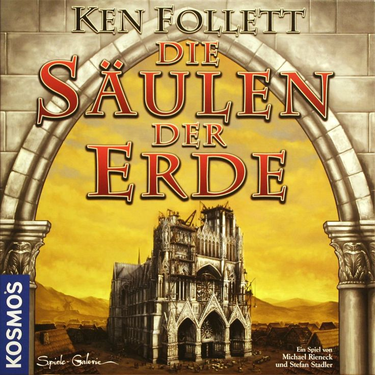 Die Säulen der Erde (aka The Pillars of the Earth) (German)