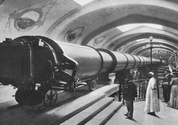 Sejarah Teleskop Kuno Raksasa Paris