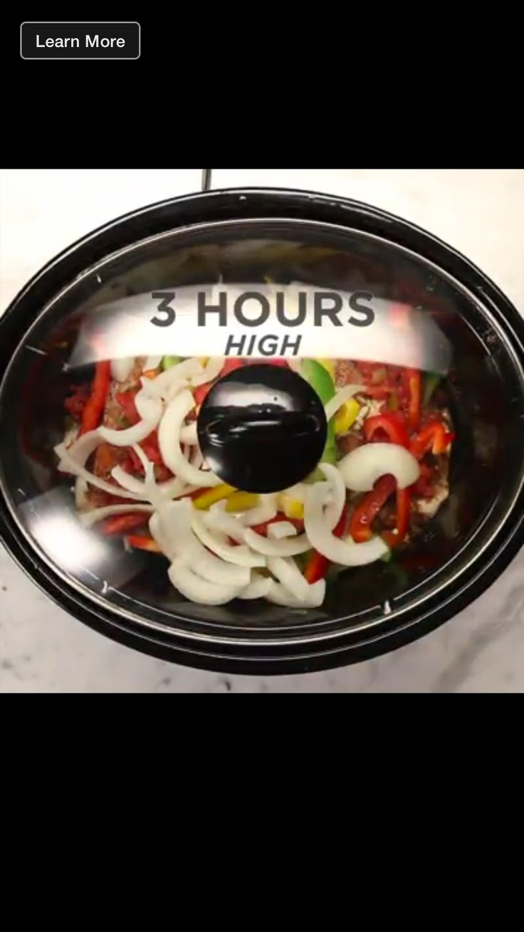 ronson slow cooker recipes instructions