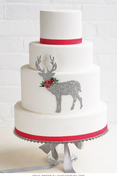 Dead Deer Birthday Cake Ideas