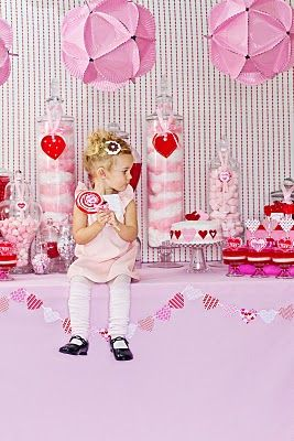 """Sweet"" birthday party ideas"