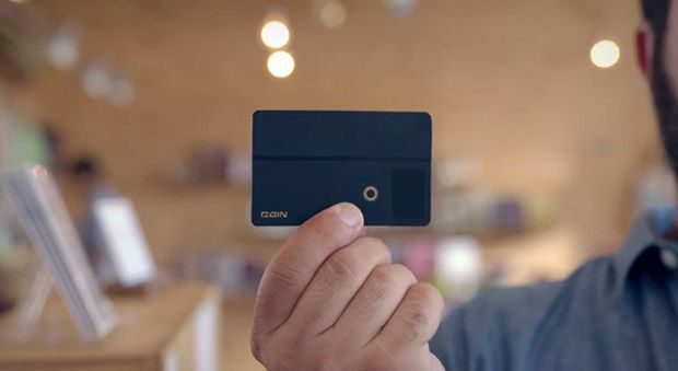 Coin stores multiple credit card info, aims to slim your wallet down (video)