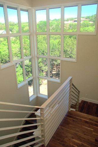 Barton Creek Residence - Cornerstone Architects