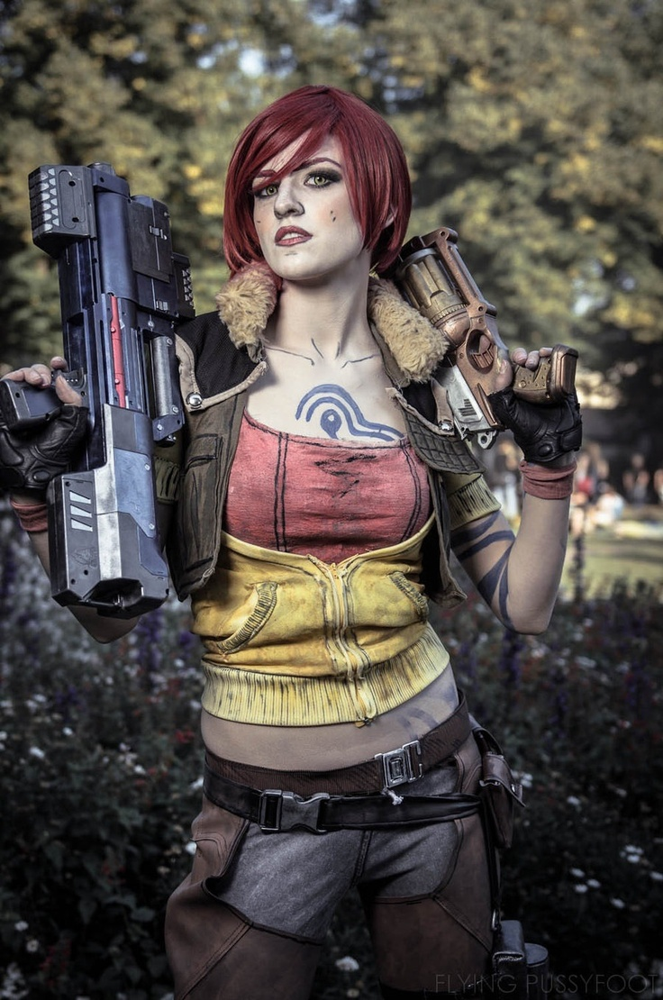 17 Best images about Cosplay - Lilith on Pinterest ... Lilith Borderlands 2 Cosplay