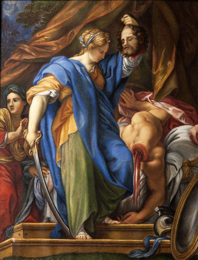 Francesco Felice Pradessio, Giuditta e Oloferne, prima metà del XVIII secolo