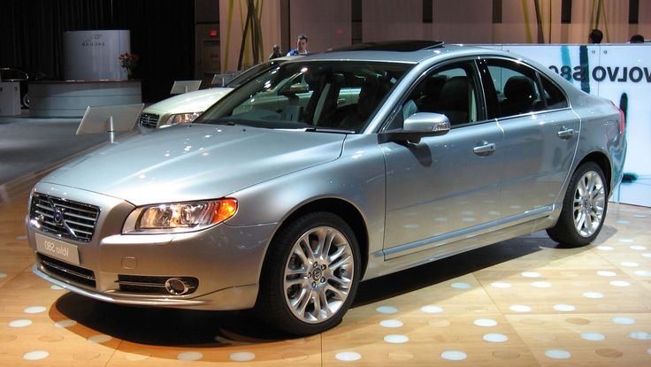 Awesome 2007 Volvo S80 Photos Gallery