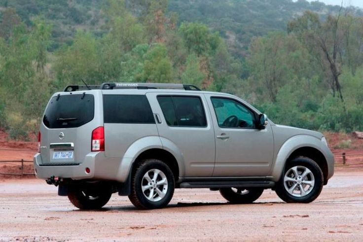 Used Nissan Pathfinder 2.5 Dci A/t (l10/13) for sale in Gauteng - Cars.co.za (ID:1472849)