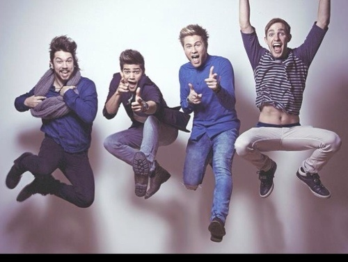 Twentyforseven. A super talented band! Amazing covers and originals! Check them out on Youtube!!! <333