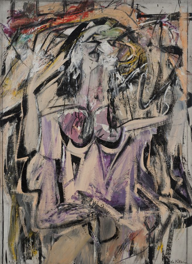 Willem Kooning's early works?