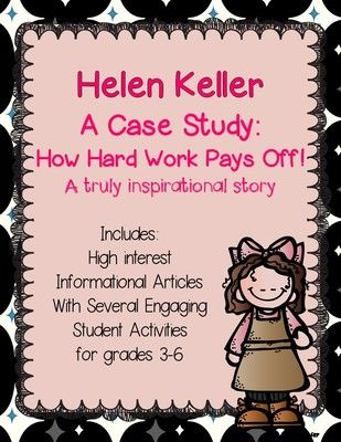 an analysis of a novel about helen keller The story of helen keller, perkins school for the blind's most famous student  helen studied at perkins from 1888 to 1892.