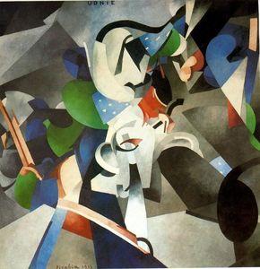 Udnie - (Francis Picabia)