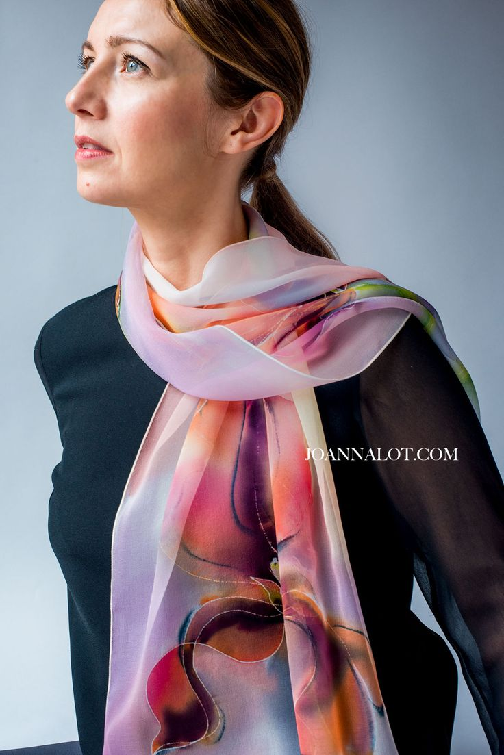 Modal Scarf - CRACK UP by VIDA VIDA