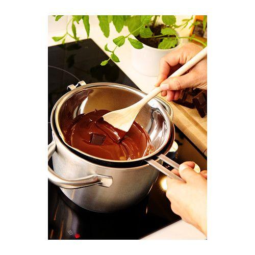 STABIL Bain-marie IKEA Peut aussi se placer dans un récipient rempli de glace pour refroidir des aliments.