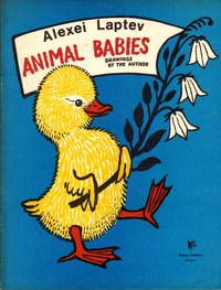 Animal Babies, by Alexei Laptev. Drawings by the author.