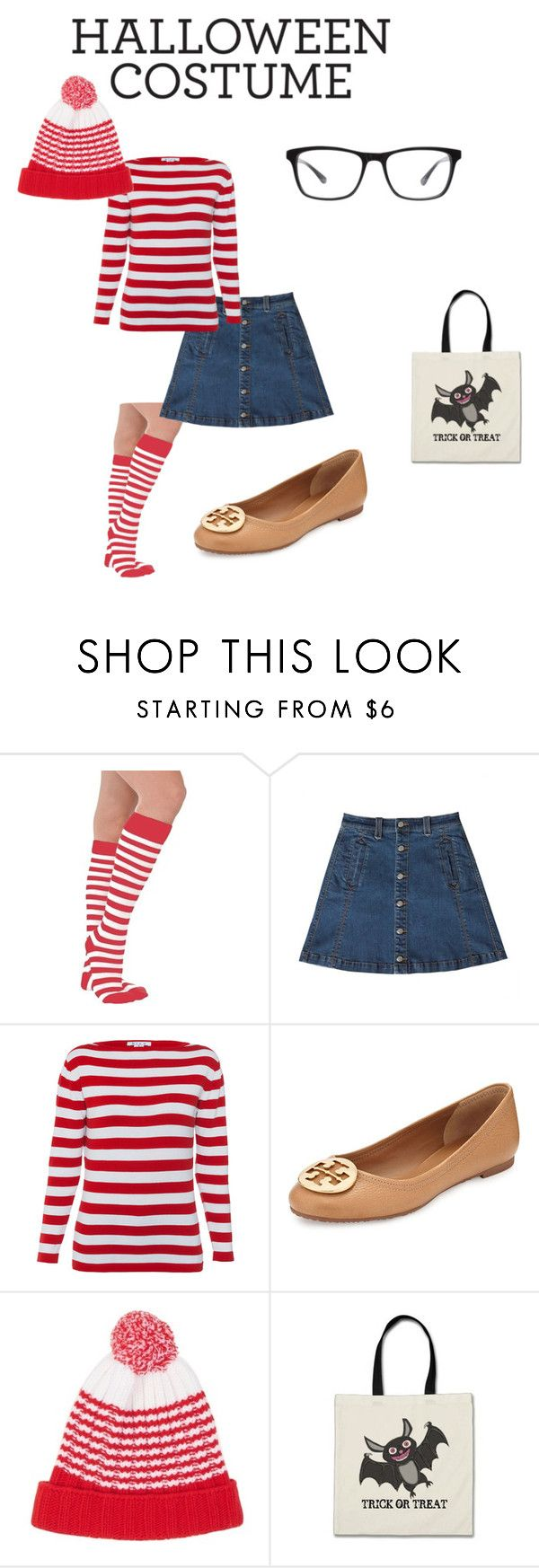 """""""Where's Wenda?"""" by elaine-queipo on Polyvore featuring Bebe, Tory Burch, Gucci and Joseph Marc"""