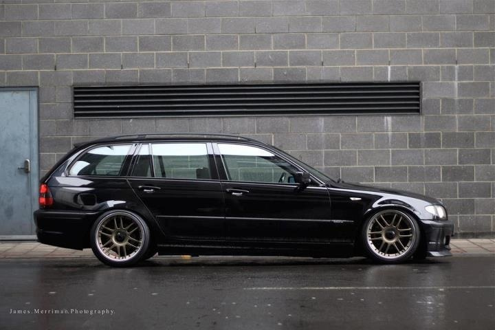 If I could only own one car forever, it would be this. BMW M3 Hatchback