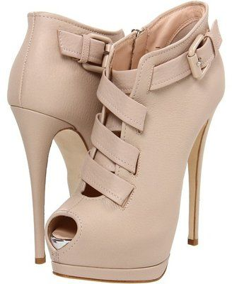Giuseppe Zanotti I actually really love these shoes, even though I don't go for open-toe closed shoes...