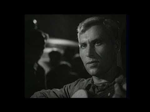 """Dark Night"" from the film ""Two Soldiers,"" 1943, Mark Bernes ~ ▶ Тёмная ночь Поёт Марк Бернес Tiomnaya Noch Mark Bernes Два Бойца - YouTube"