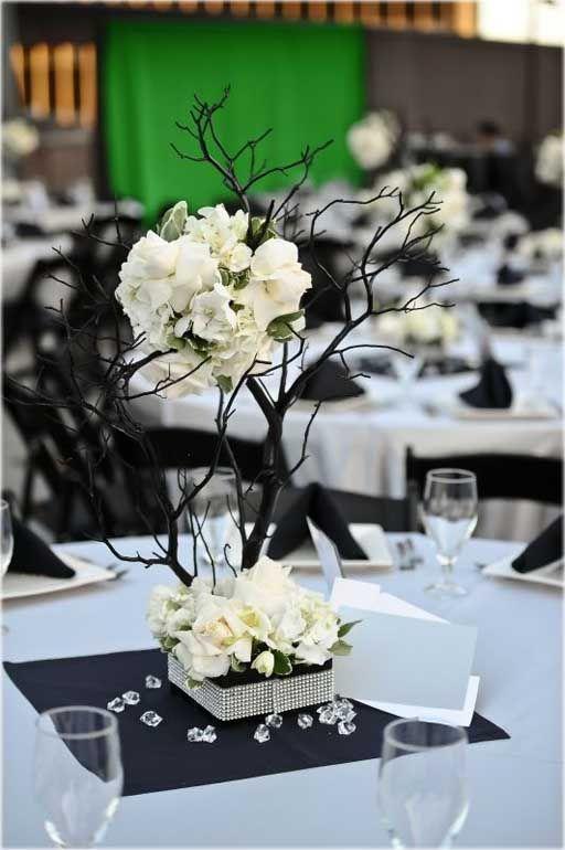 idee centrotavola matrimonio - wedding centerpiece ideas - idées de pièce maîtresse de mariage