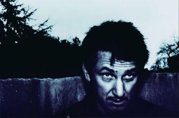 SEAN PENN, San Anselmo, 1999, by Anton Corbijn. In my opinion- one of the sexiest men alive