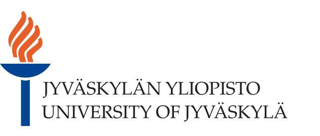 Jyväskylän yliopisto - University of Jyväskylä